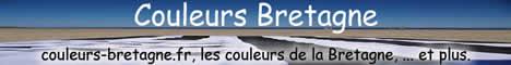 Couleurs Bretagne, les couleurs de la Bretagne, et d'ailleurs